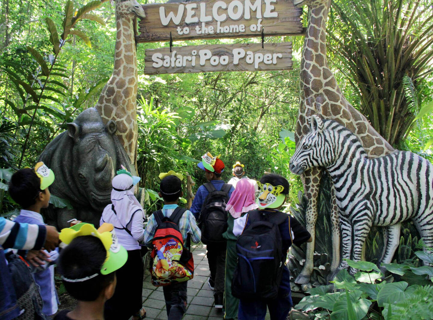 Bali Safari Park Book Direct And Save 10 Paket Liburan Trip Taman Photo Experience