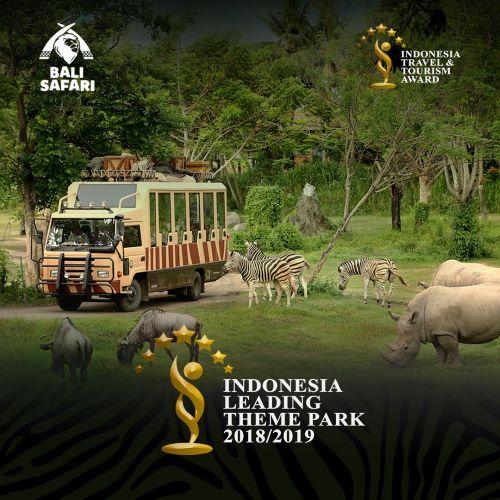 Bali Safari Award
