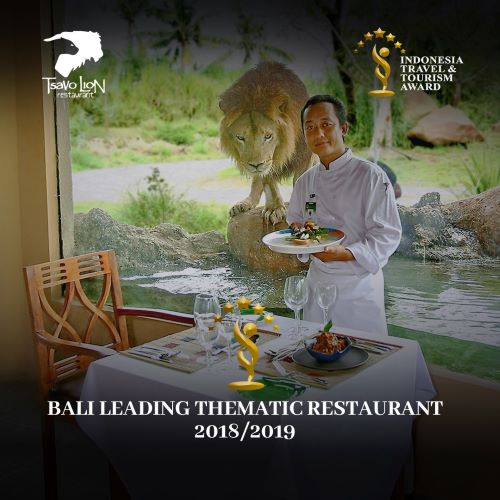 Tsavo Lion Award
