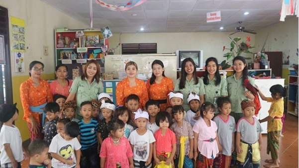 Education program Bali