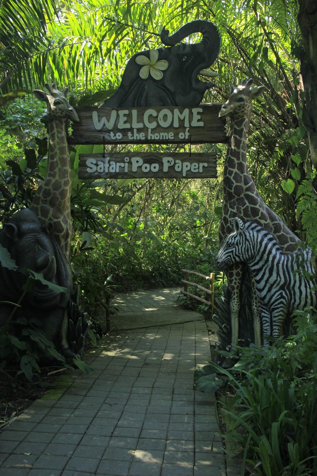 Park Map | Information | Bali Safari Park