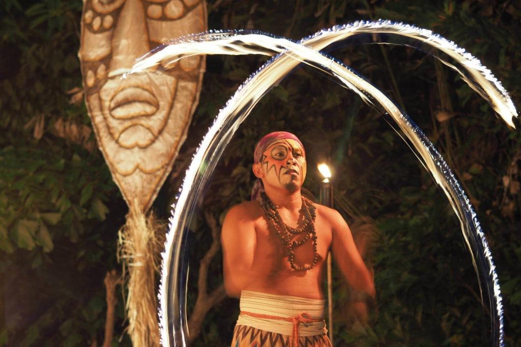 fire dance bali safari