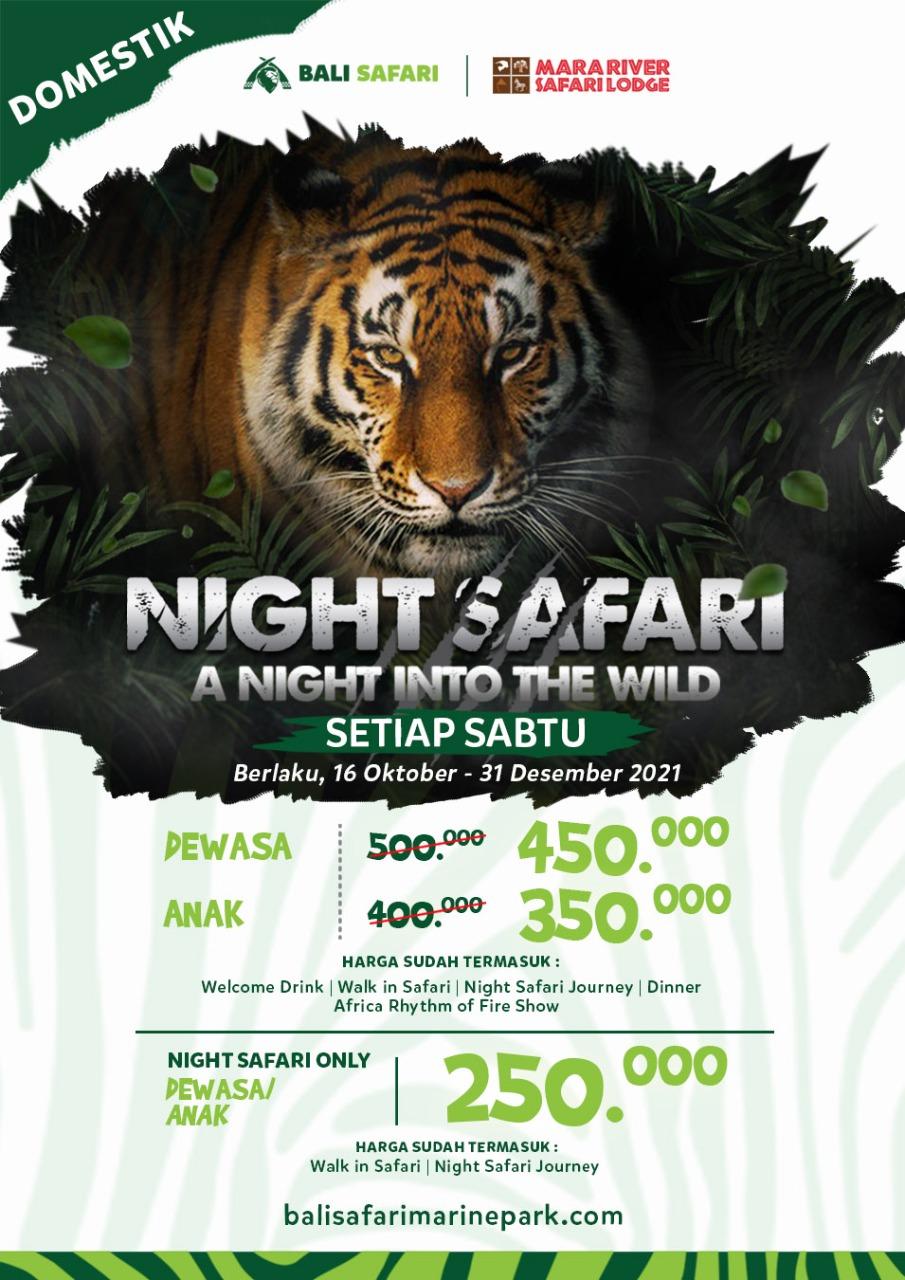night safari domestik promo